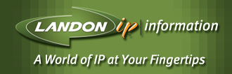 Patent Information from Landon IP