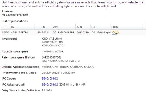 Orbit ARIPO Record